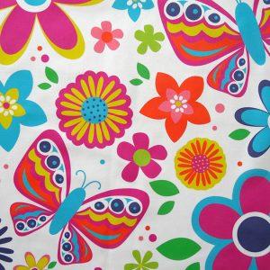 Custom Printed Satin Cotton