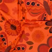 Printing on Elastane 300 FLUO Orange
