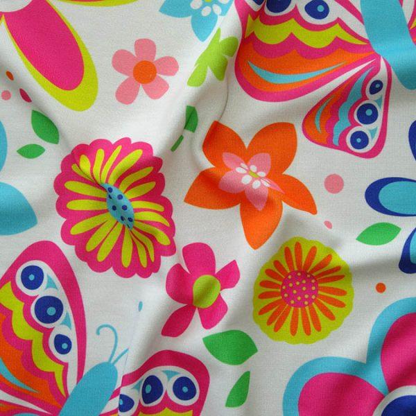 Printing on Elegant Fabric