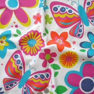 Printing on Voile 100% Cotton