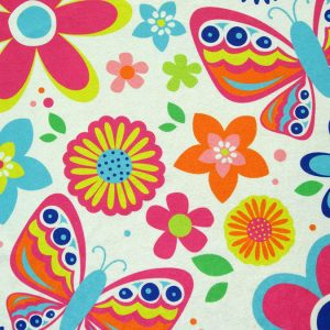 custom printed alova fabric