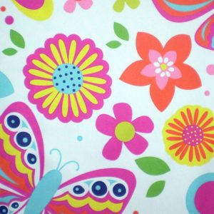 custom printed bedlinen fabric